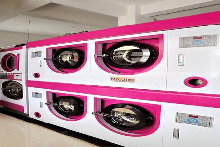 大型干洗店烘干机