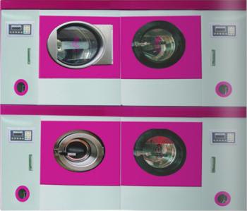 单件即刻干洗机