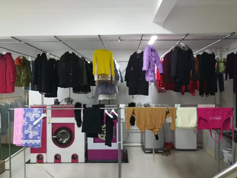投资洗衣店的设备费用