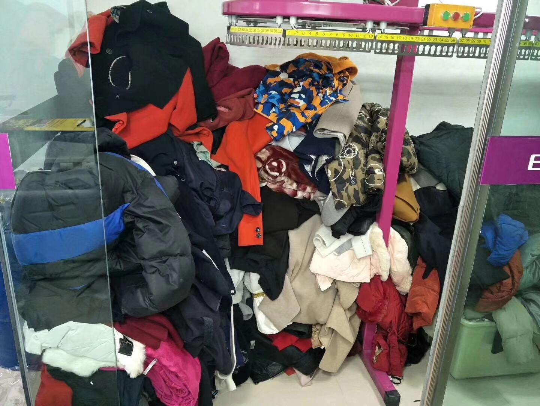 小型干洗店需要人员收衣