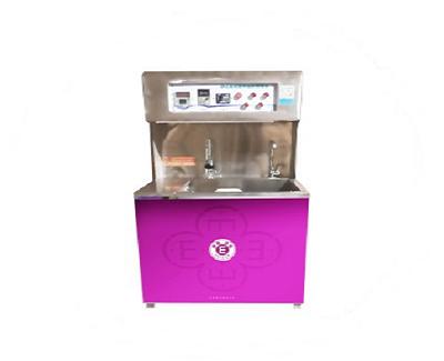 干洗店设备半自动洗鞋机