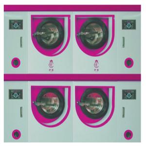 伊蔻单件即刻干洗机是环保干洗设备