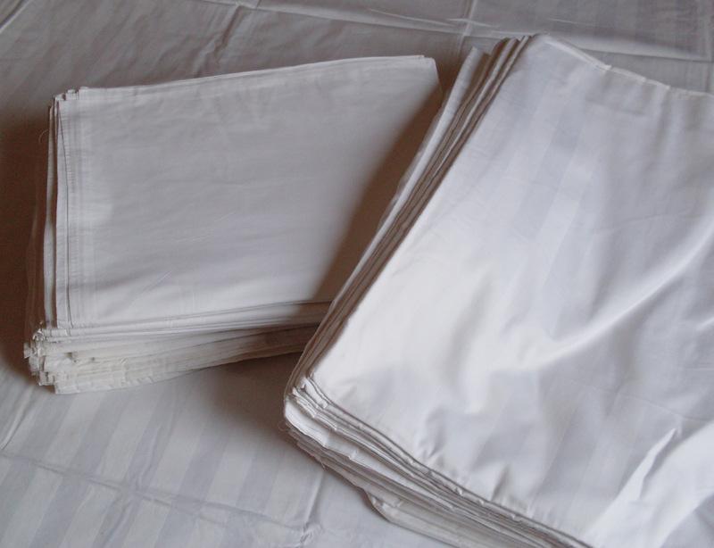 干洗店的酒店床单业务