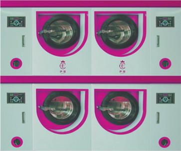 伊蔻洗衣干洗店设备图片