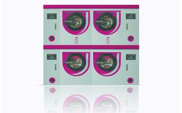 伊蔻纯干溶剂干洗机图