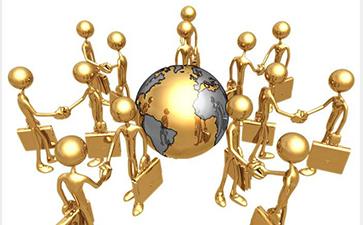 加盟合作人物图片