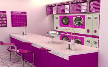 干洗机设备图