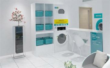 干洗设备实图