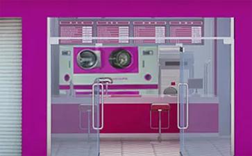 伊蔻干洗设备图